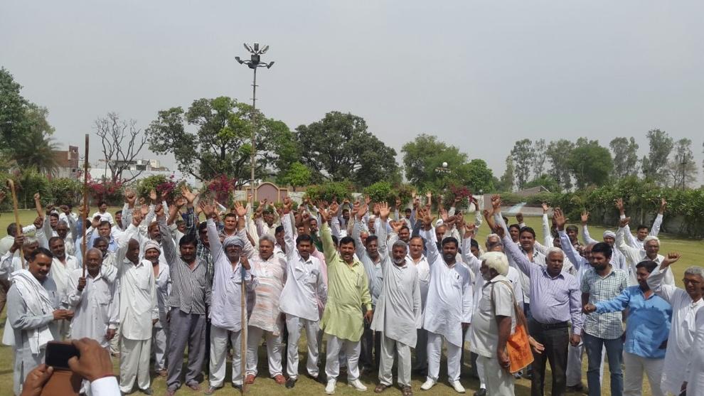 विवाद नही संवाद चाहता हैं किसान : भारतीय किसान संघ